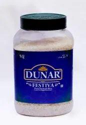Dunar festival Pusa Basmati Rice,包装尺寸:1公斤,罐子