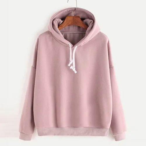 90a0553339c0d Full Sleeves Hooded Girls Sweatshirts