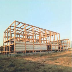 Steel Structures for Commercial Malls / Multiplex Theatres