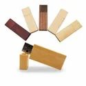 Wooden Flash Drive With Box