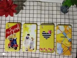Mobile Cover Yellow Color