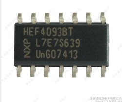 HEF4093BT Logic IC