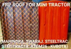 Mini and Messy Tractor Roof Canopy ( Complete Set )