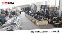 7.5 Hp Reciprocating  Air Compressor