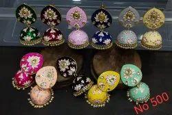Meenakari  Party Wear Earring