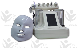 H2o2 Hydrafacial Skin Care Machine