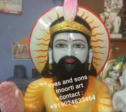 Marble Baba Mohan Ram Statue