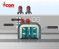 Disinfection Tunnel