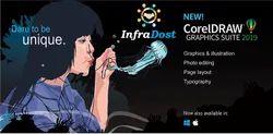 CorelDRAW Graphics Suite in Delhi, कोरलड्राव