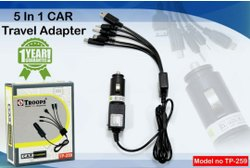 Car Charger 5IN1