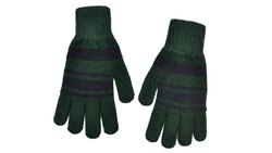 VP Oswal Green Winter Gloves