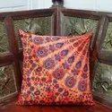 Cotton Mandala Cushion Cover