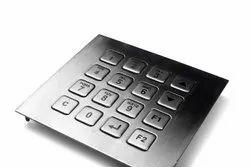 IP 65 Metallic Keypad