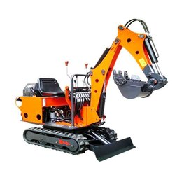Orange Or-Ex0.6 Mini Excavator