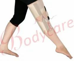 Knee Brace- Short Type-14 Beige/Grey