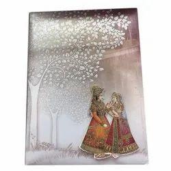Printed Paper Custom Wedding Cards