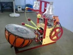 Automatic Temple Drum Bell
