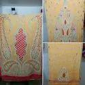 Pure Handloom Banarasi Khadi Georgette Silk Suit