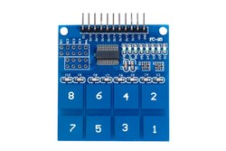 TTP226 8way Touch Sensor