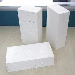 Arora Firebricks Solid CFS & CFI Insulating Bricks, For Side Walls, Size: 9x4.5x3
