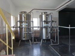 Evergreen RO SS Water Plant Machinery, Capacity: 2000 - 10000 Lph