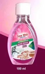 Snow Wash Hand Wash 100 ml