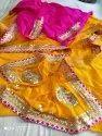 Rajasthani Gota Patti Saree