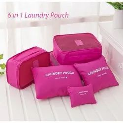 6 In 1 Laundry Pouch