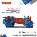 Om Kailash No.6 Sugarcane Crusher Double Mill