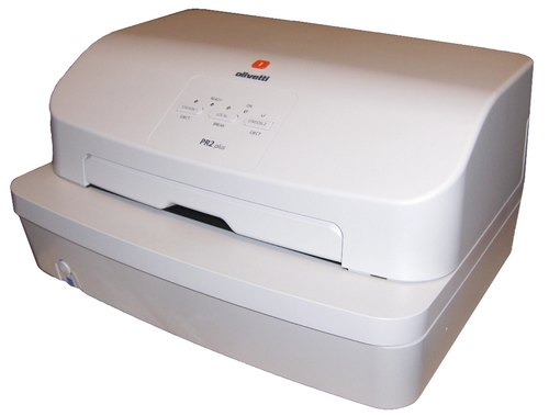 Olivetti Pr2 Plus Printer