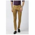 JDC Casual Solid Trouser Khaki