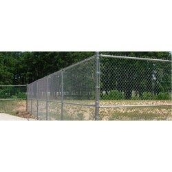 Galvanized Iron Chainlink TATA Fencing Wire, For General Purpose