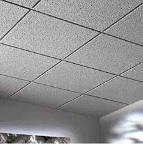 Grid Galse Ceiling