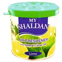 My Shaldan Car Air Freshner Car Perfume Lime Fragrance