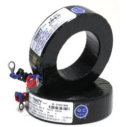 Trinity 0.66/3 KV BPL Tape Wound Current Transformers, Ratio : 50/5A To 1200/5A