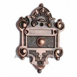 Nephishesim Brass Bell Push