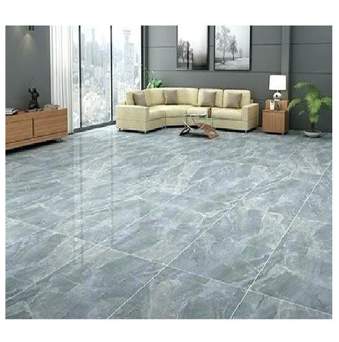 White Vitrified Tiles Digital Floor Tiles, Size/Dimension: 60 * 60 In cm, Size: 60 * 60 In cm, Rs 75 /square feet | ID: 4491989288