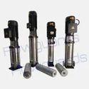 Multistage Pressure Booster Pumps