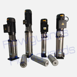Multistage Pressure Booster Pumps