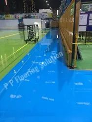 Factory Epoxy Flooring Service