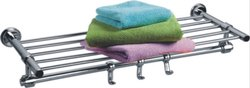 Coral Towel Rack