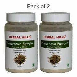 Ayurvedic Punarnava 100gm Powder - Kidney & Prostate Care
