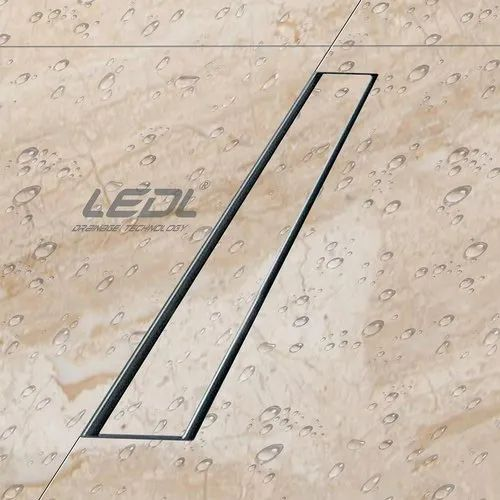 Marble Tile Stone Insert Shower Drain By Ledl Drainage Technology
