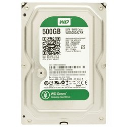 WD Hard Disk Internal Sata 500 GB