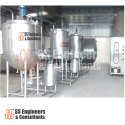 Ghee Processing Plant & Machinery Automation