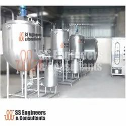 Ghee Processing Plant & Machinery