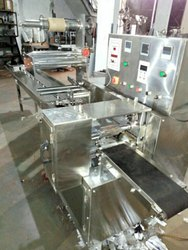 Peanut Chikki Packing Machine