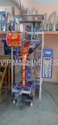Groceries Pouch Packing Machine