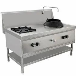 Stainless Steel Gas Stove for Restaurant
