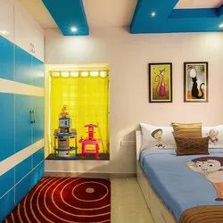 Residential Commercial Children Room Interior Designing For Interiors Work Provided Wood Work False Ceilings Id 22331457373
